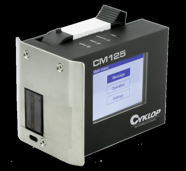 Cm125 Front