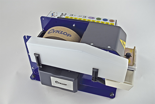 Papierplakband dispenser Lapomatic Accu